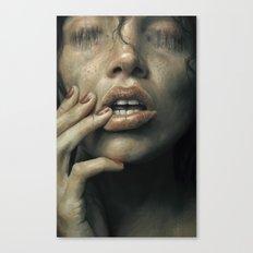 Eaten Canvas Print