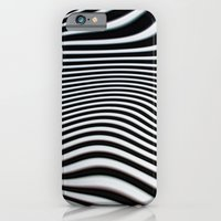 iPhone & iPod Case featuring Stripes by jacqi