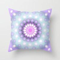 Mandala G326 Throw Pillow