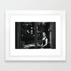 Vintage Chic II Framed Art Print