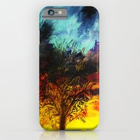 Stormy Sunrise iPhone 6 Slim Case