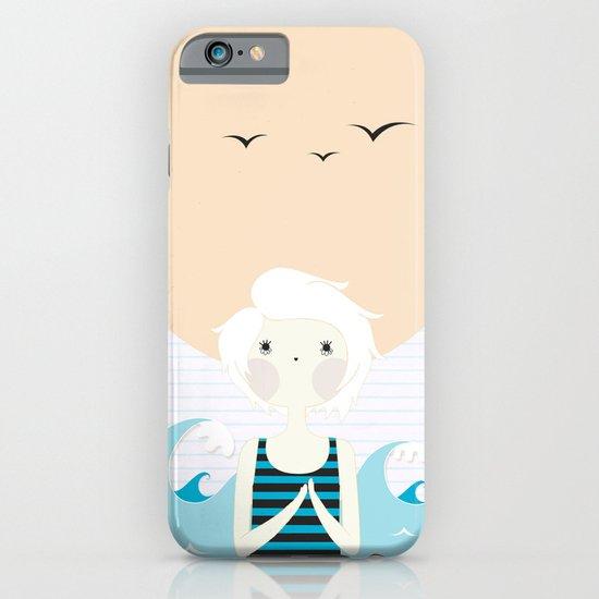 Sunny Age. iPhone & iPod Case