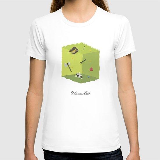 Gelatinous Cube T-shirt
