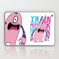 Mutha F'n Unicorn Laptop & iPad Skin