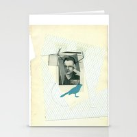 bluebird of... Stationery Cards