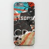 Funky Wall - 2 iPhone 6 Slim Case