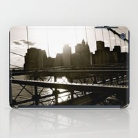 WHITEOUT : Take Me There iPad Case