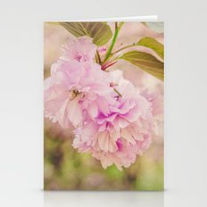 Cherry blossom  in dream Stationery Cards