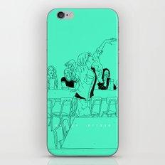Gravel To Tempo iPhone & iPod Skin