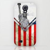 Flag - USA Galaxy S4 Slim Case