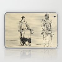 Inspection At The US Ope… Laptop & iPad Skin