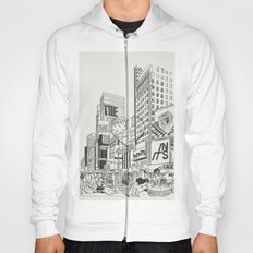 The Heart Beats In Its Cage Hoody