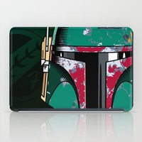 Bounty Hunter iPad Case