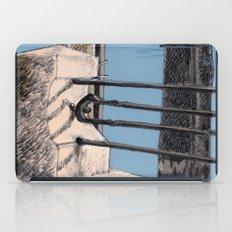 Baveno Dock, Northern Italy iPad Case