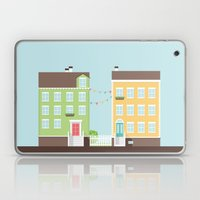 Little Houses Laptop & iPad Skin