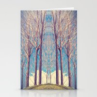 The nature of symmetry  Stationery Cards