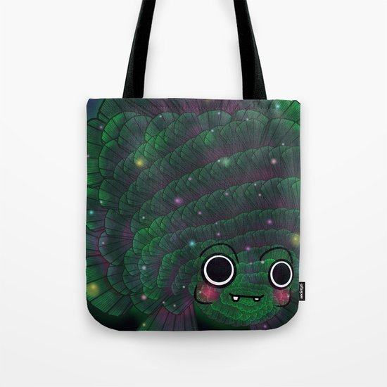 Glowfish Tote Bag