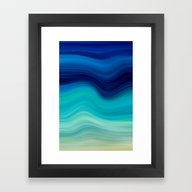 SEA BEAUTY 2 Framed Art Print