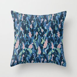 Throw Pillow - Under the Sea - Laura O'Connor