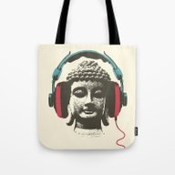 Enjoy Music Tote Bag