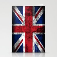 Rusty Britain.  Stationery Cards
