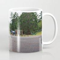 Oak Tree Park Mug