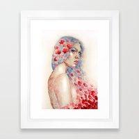 Demeter Framed Art Print