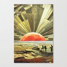 Ci vediamo a fine estate Canvas Print