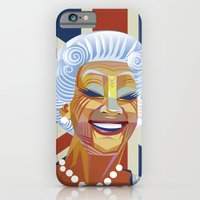 Elizabeth II iPhone 6 Slim Case
