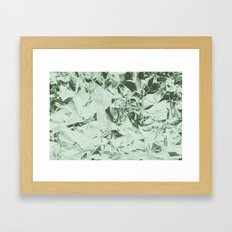 Aluminum Forest Framed Art Print