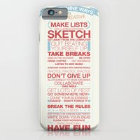 29 Ways To Stay Creative iPhone 6 Slim Case