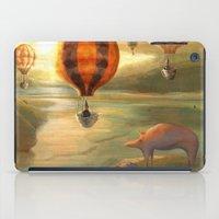Ballooning iPad Case