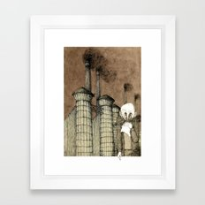 Making Acid Rain (Vintag… Framed Art Print