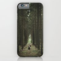 iPhone & iPod Case featuring The Woods of St Olof by Lotta Losten