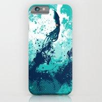 Squid Splash iPhone 6 Slim Case