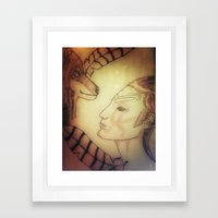 Accord Framed Art Print