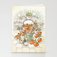 Salsacrifice! Stationery Cards