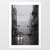 5 am Art Print