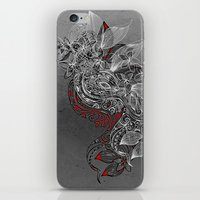 Earth Dance iPhone & iPod Skin