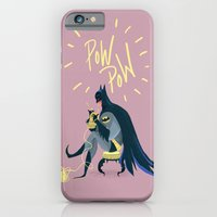 iPhone Cases featuring Skills by Karl James Mountford