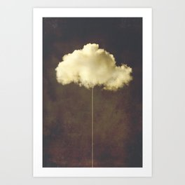 Art Print - Im a cloud stealer - HappyMelvin