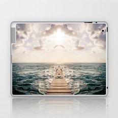 Kaleidoscape: Caye Caulker Laptop & iPad Skin