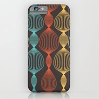 iPhone & iPod Case featuring Geo Bulbs by Monty