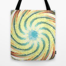 Last day of that iced planet Tote Bag