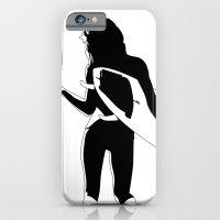 Surf Chick iPhone 6 Slim Case
