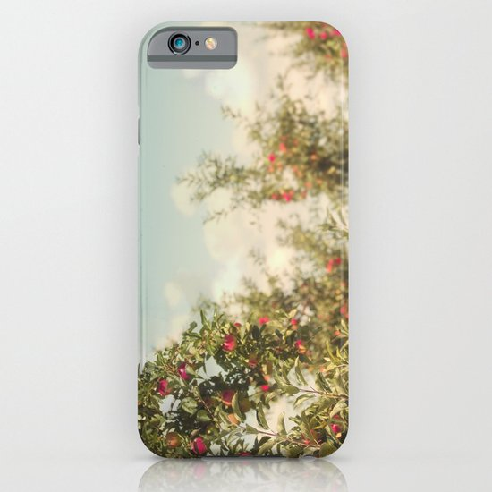 Orchard Blue iPhone & iPod Case