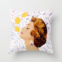 you say it's just a passing phase Throw Pillow