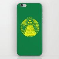 Masonic Link  iPhone & iPod Skin