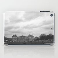 Cloud cover iPad Case