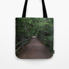 Walk in the Woods Tote Bag